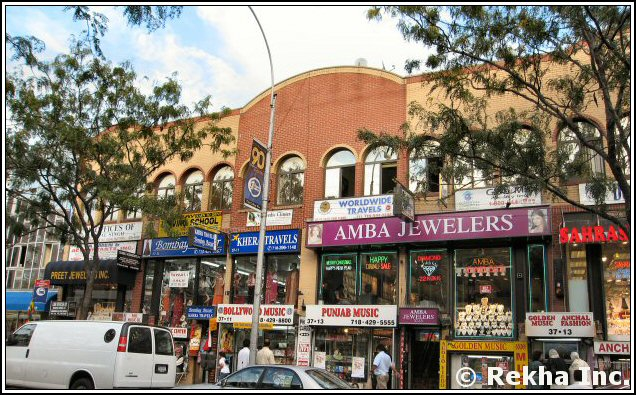 jackson heights © NYIndia.us and Rekha Inc.