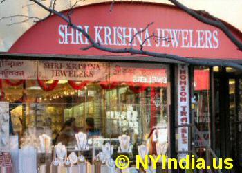 indian diwali festival jewelry