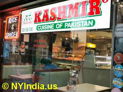 Late Night Indian/Pakistani Restaurants in NYC