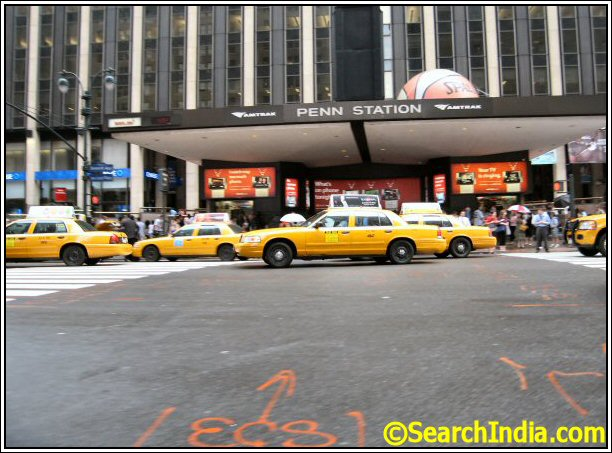 penn station picture © searchindia.com & Rekha Inc