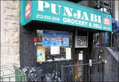 punjabi grocery and deli east village
