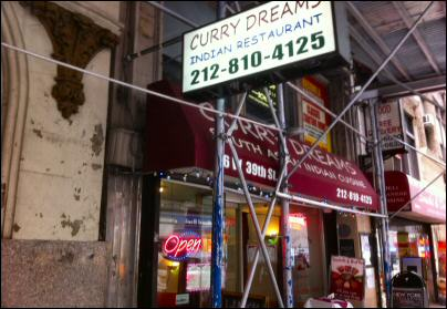 curry dream nyc