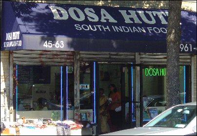 Dosa Hutt