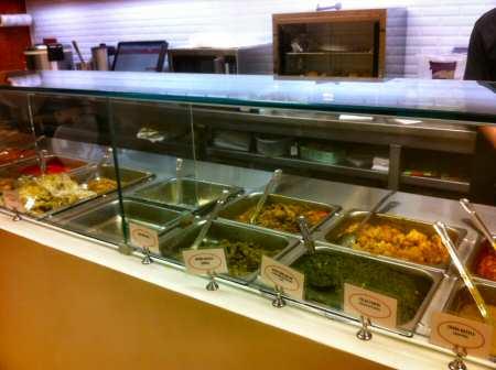 Joy Curry & Tandoor NYC Food Counter © nyindia.us
