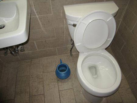 Joy Curry & Tandoor NYC toilet © nyindia.us