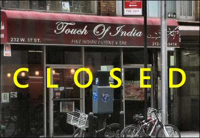 touch of india nyc