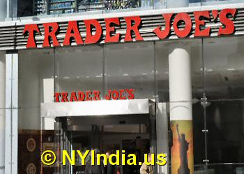 Trader Joe's Broadway NYC