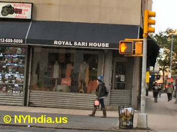 indian sari house nyc