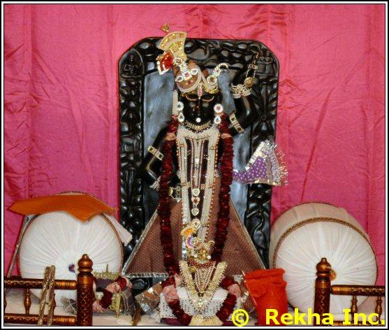 shrinathji image © NYIndia.us
